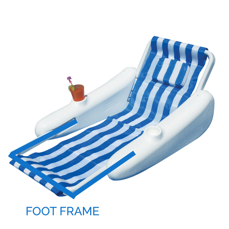 Sunchaser Sling Style Floating Lounge Chair Parts
