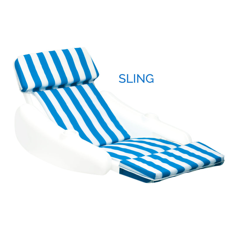 Sunchaser Padded Luxury Lounge Chair Parts