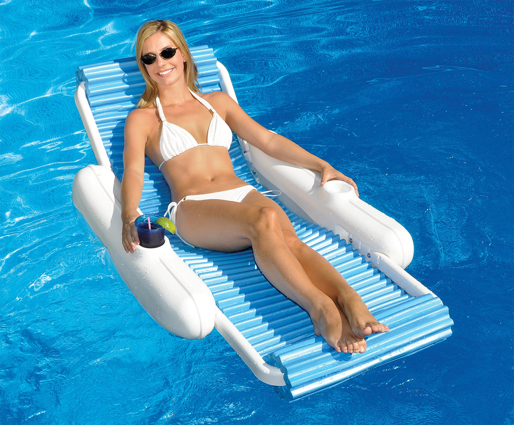 SunChaser EvaFloat Luxury Lounger