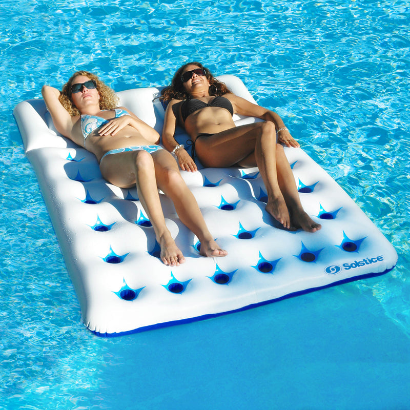 Aqua Window Duo Floating Mattress