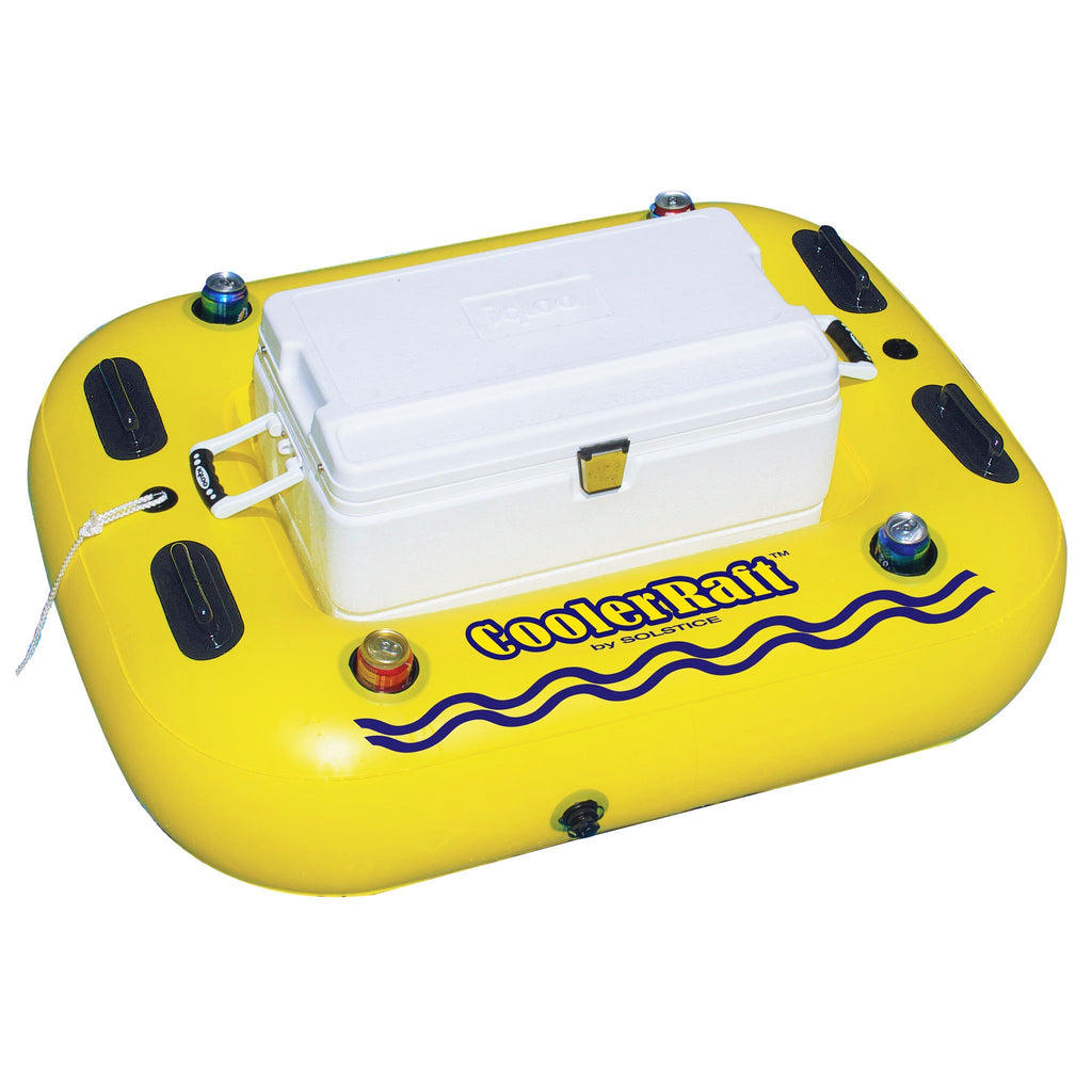 Inflatable Cooler Raft