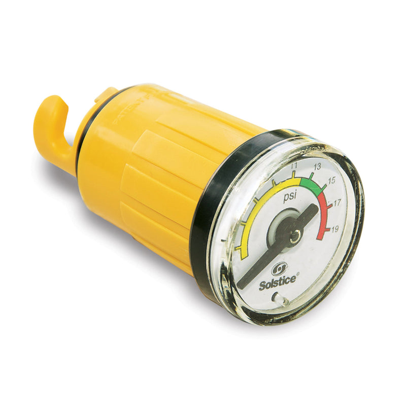 High Pressure Verifier Gauge