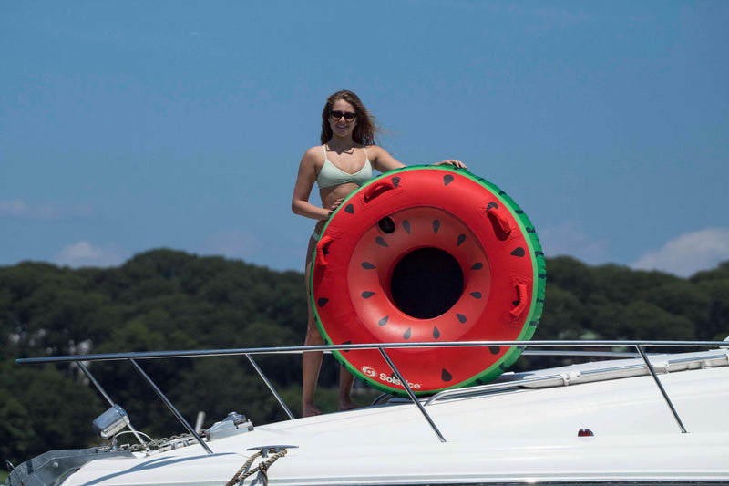Watermelon Tube Towable