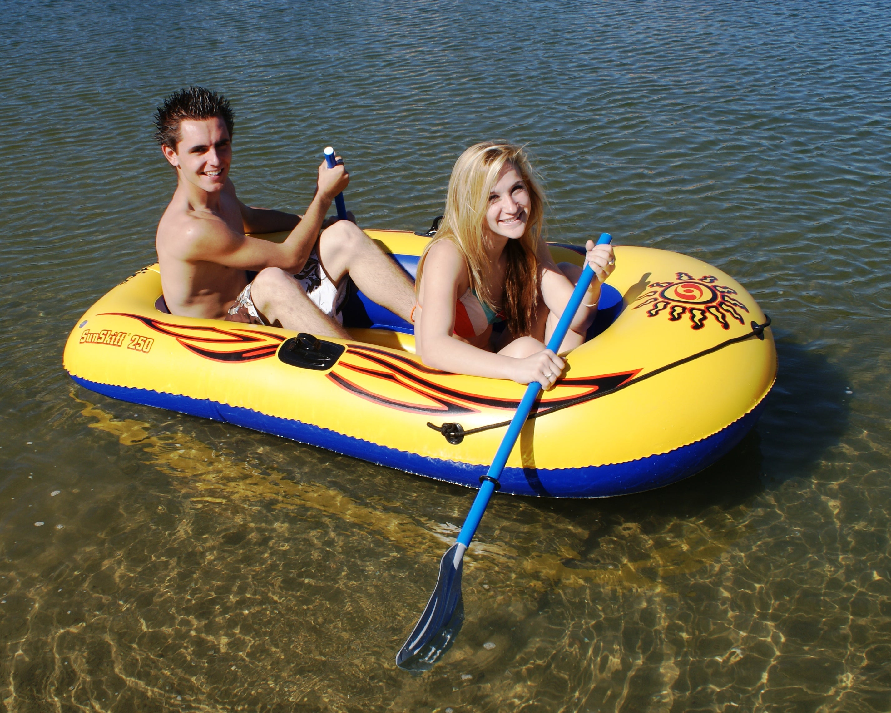 SunSkiff Inflatable Boat Kits
