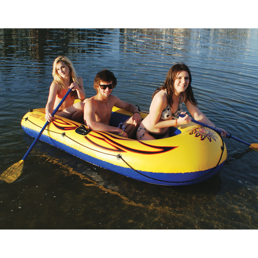 SunSkiff 3-Person Inflatable Boat