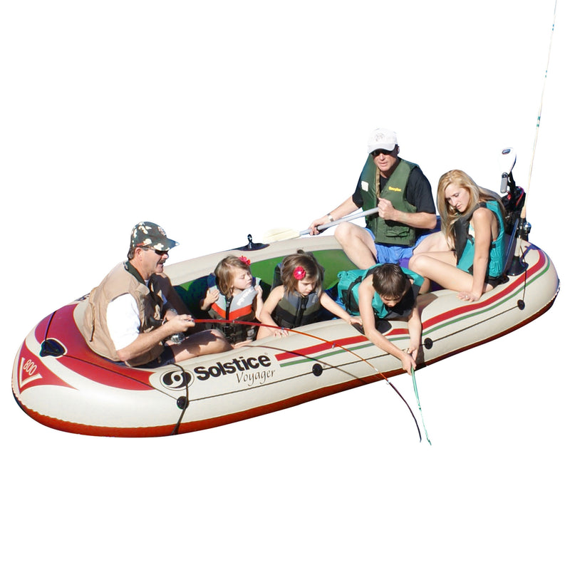 Voyager 6 Person Inflatable Boat