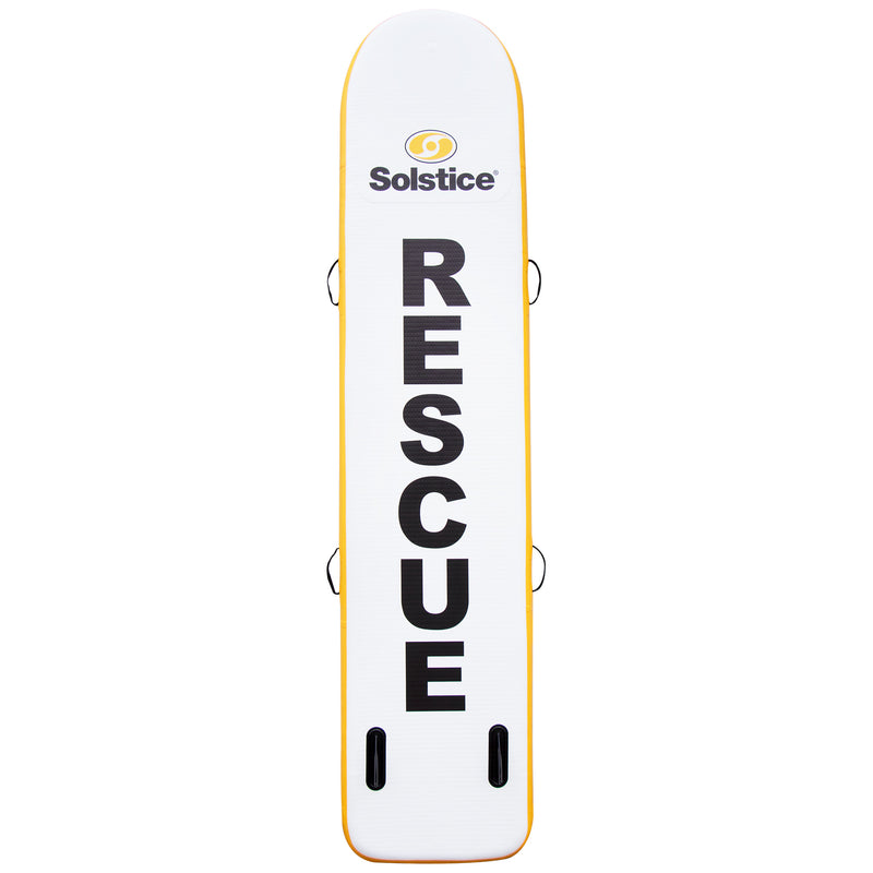 Yellow Rescue Board Inflatable