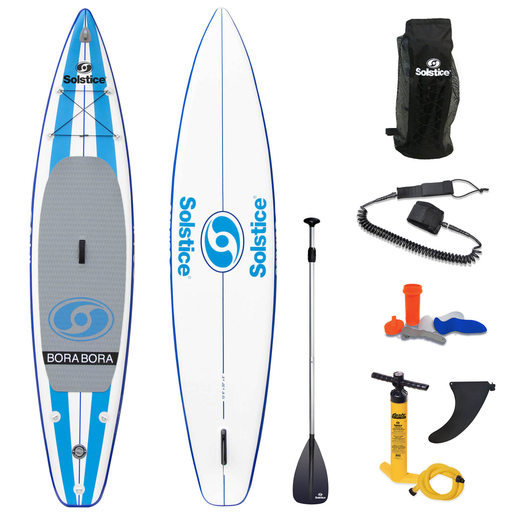Bora Bora Inflatable SUP 12'6