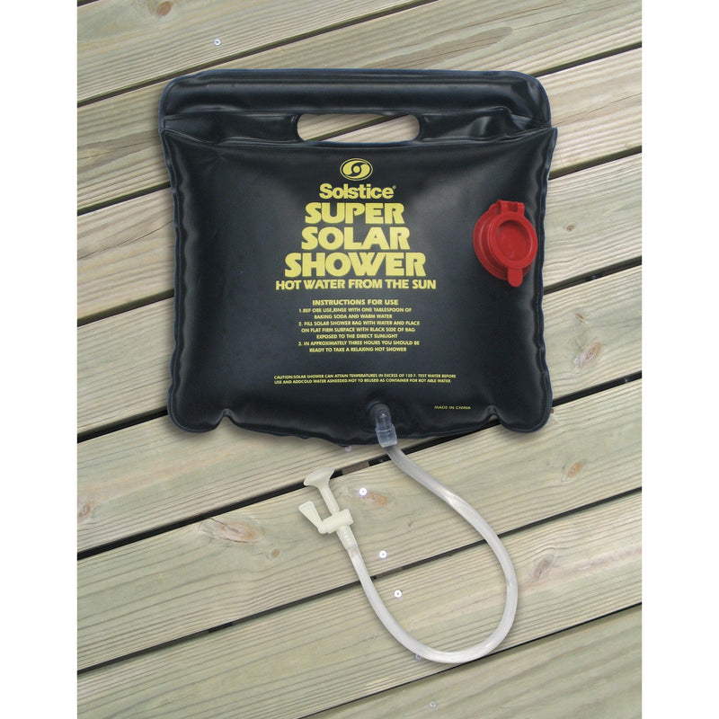 Small SuperSolar Shower
