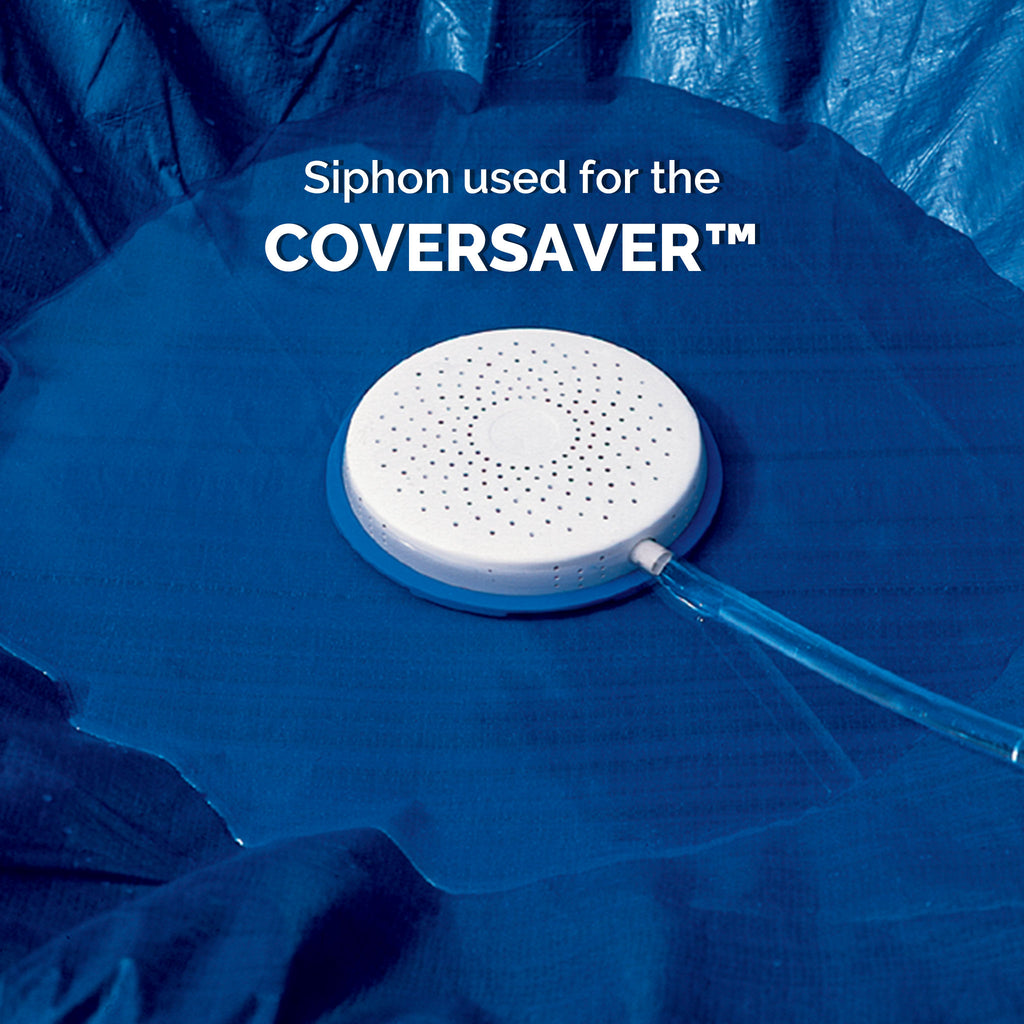 CoverSaver™ Siphon