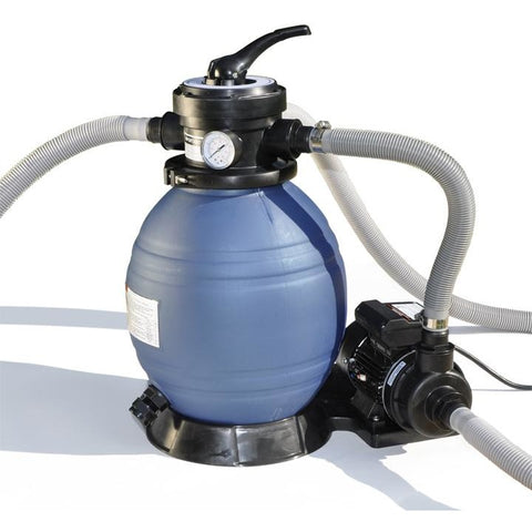 "1/3 HP Integrated 12"" Sand Filter System - 71233"