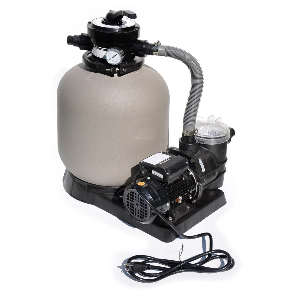 "1/2 HP 14"" Sand Filter System"