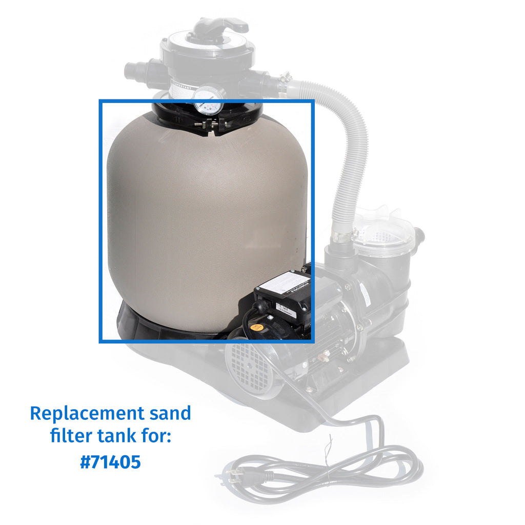 "Replacement 14"" Sand Filter Tank"