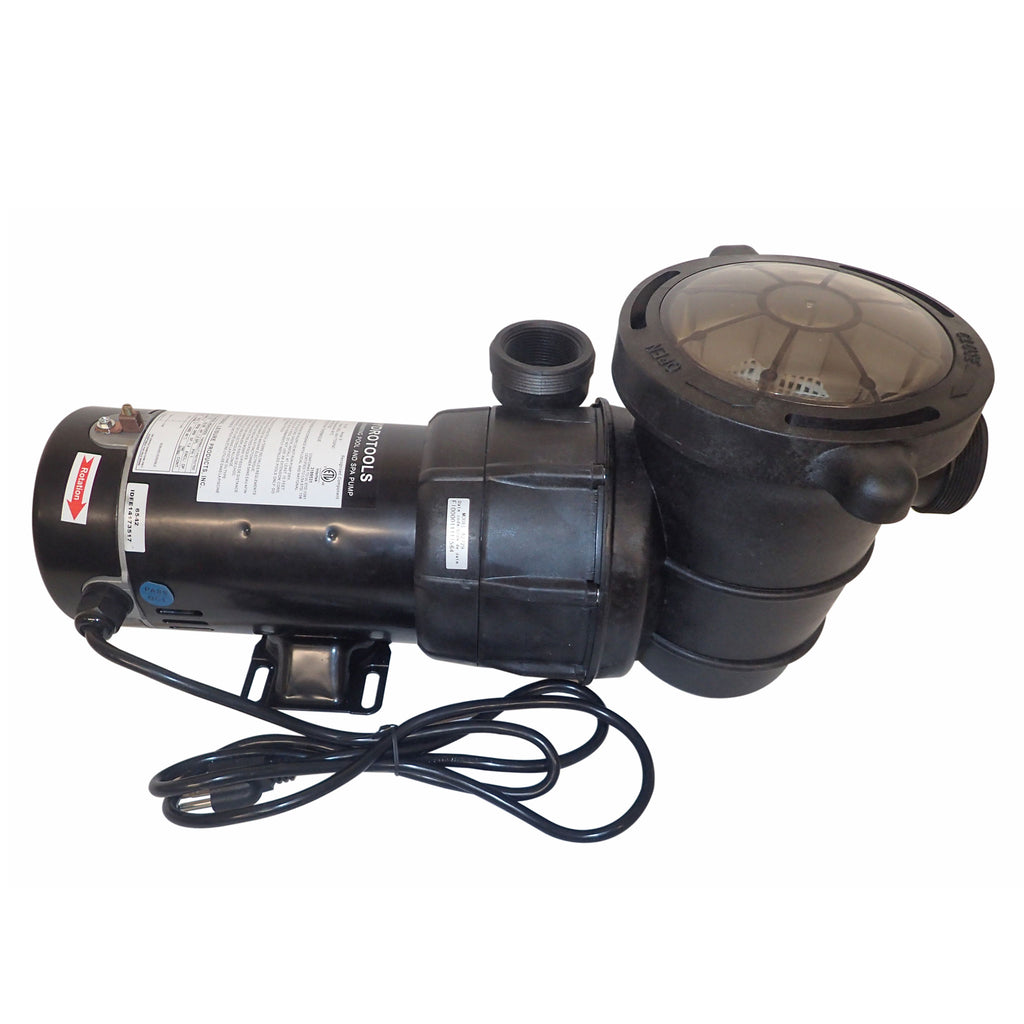 1.5 HP Pump Top Discharge w/ Pre-Filter