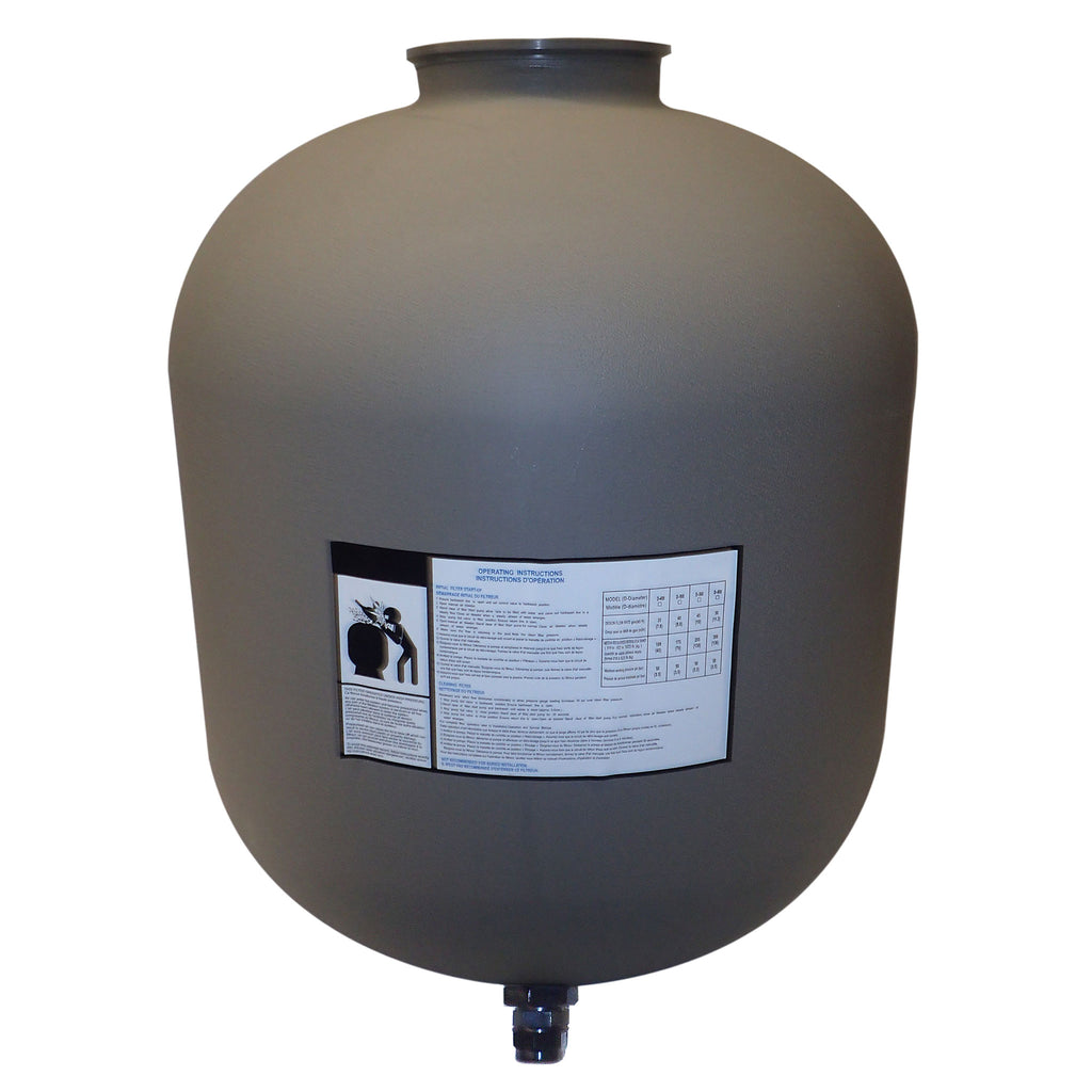 "Replacement 24"" Sand Filter Tank"