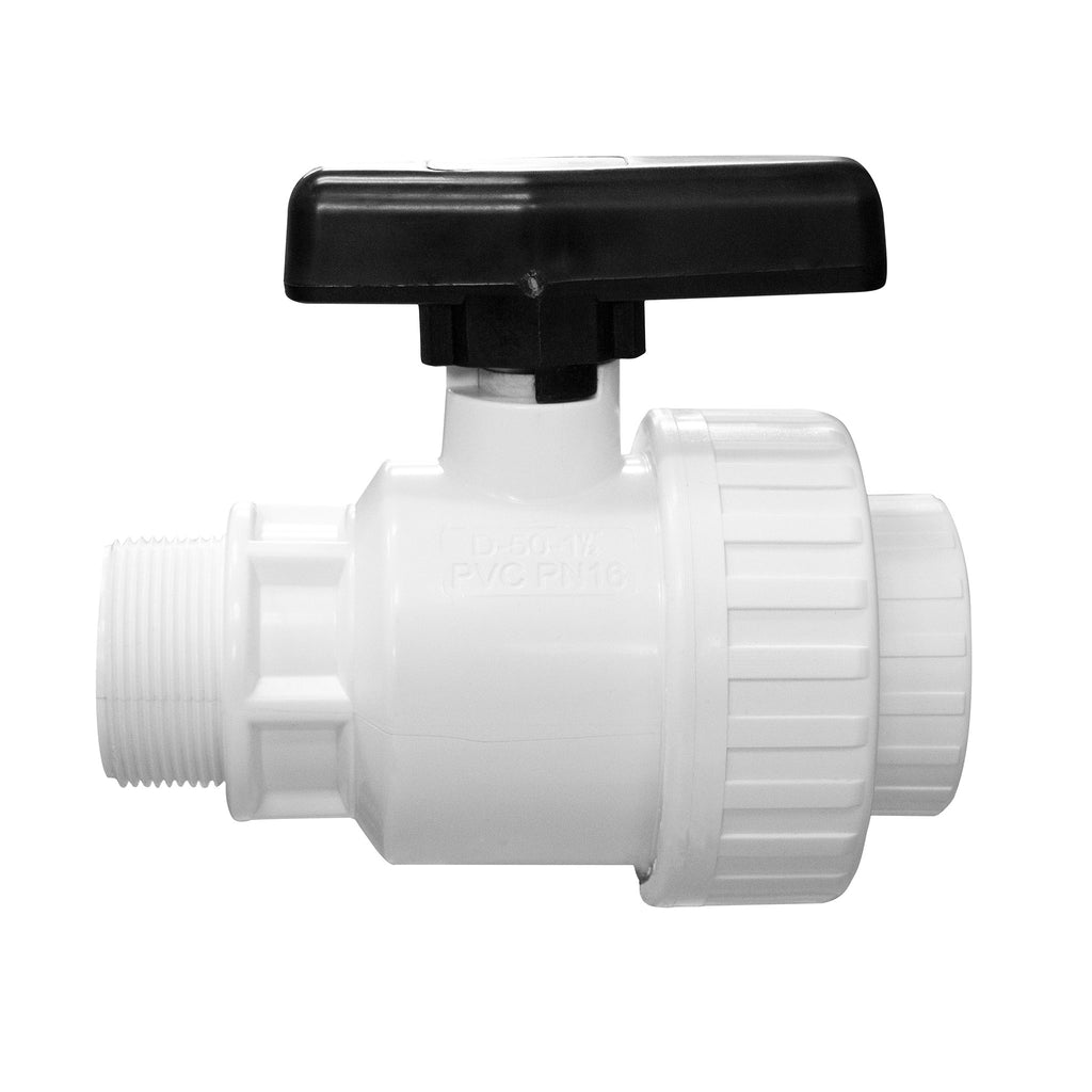 Ball Valve Male Threaded Female Socket
