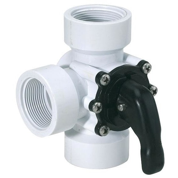 All Female Threaded 3-Way Valve