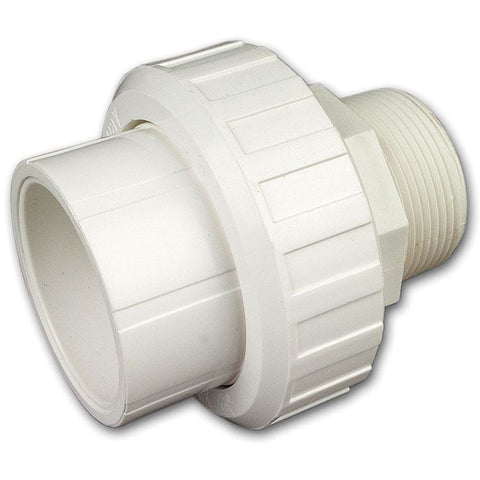 Threaded to Straight Elbow Fitting - 8906