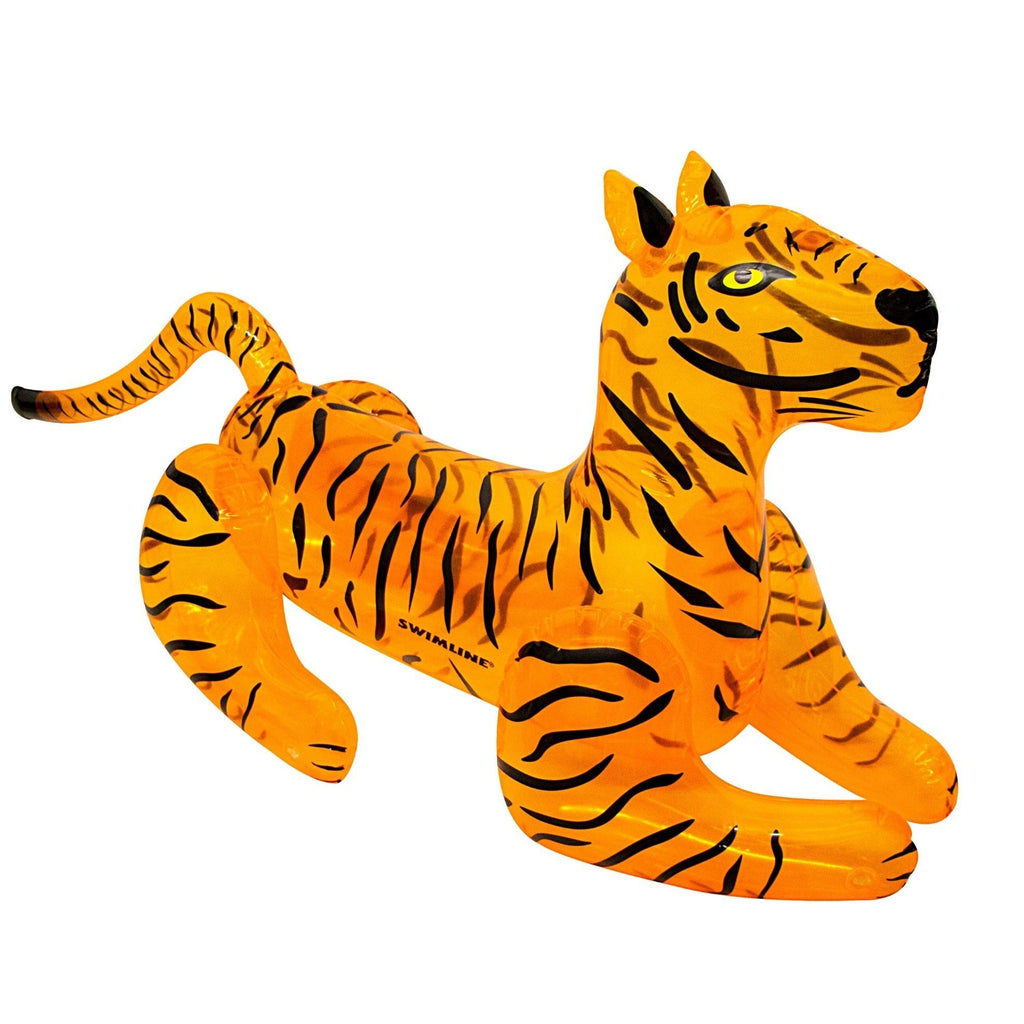 Tiger Ride-On Pool Float