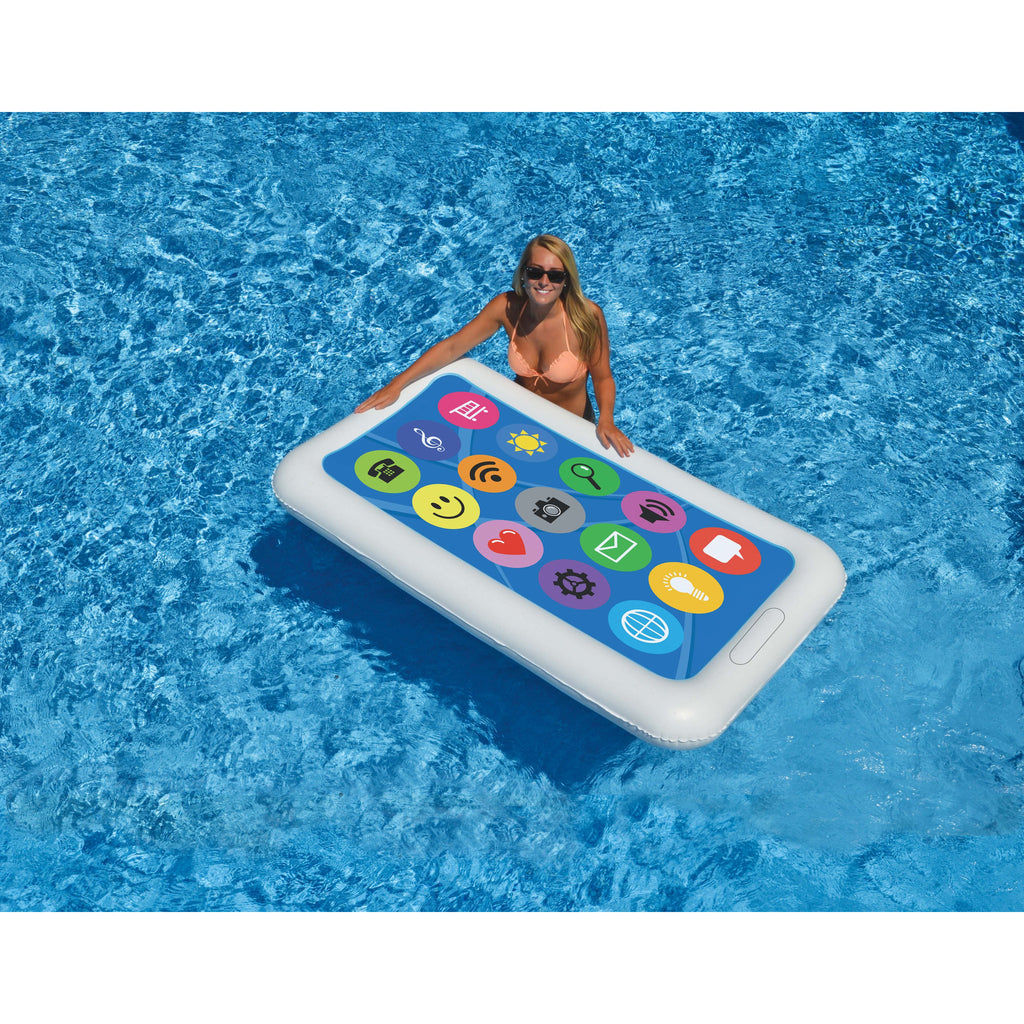 Smart Phone Pool Float