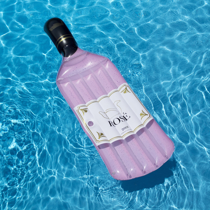 Rosé Pool Float