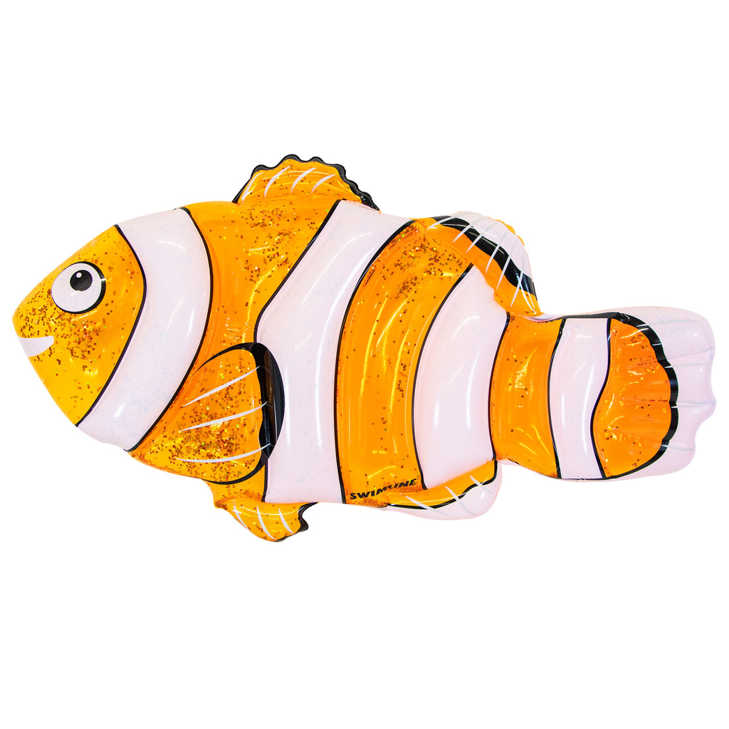 Clownfish Glitter Mattress