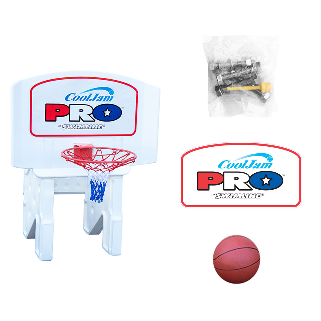 Cool Jam PRO Above Ground Basketball Parts