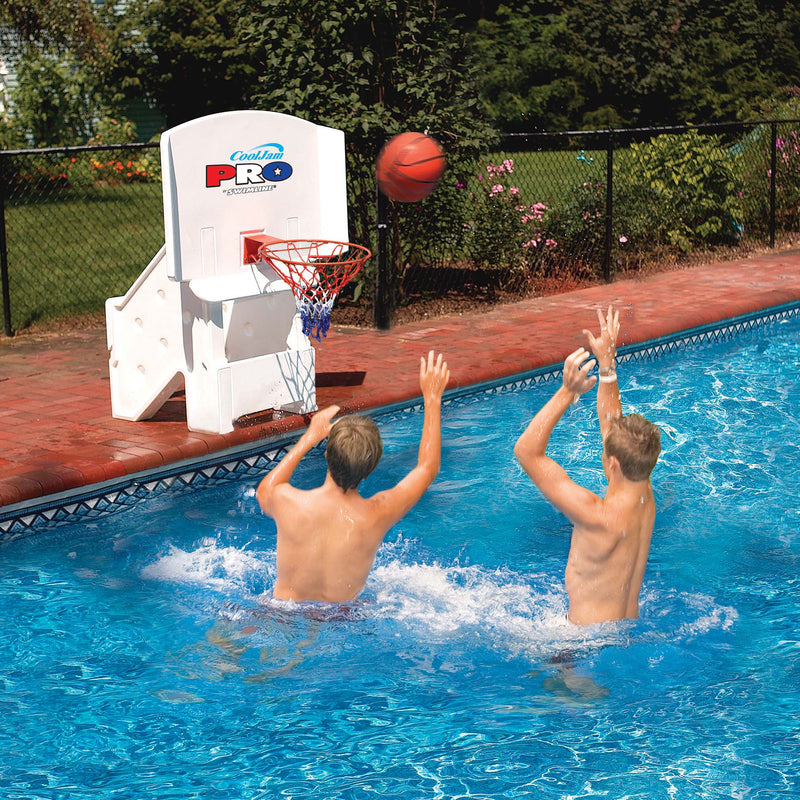 CoolJam PRO Poolside Basketball Game