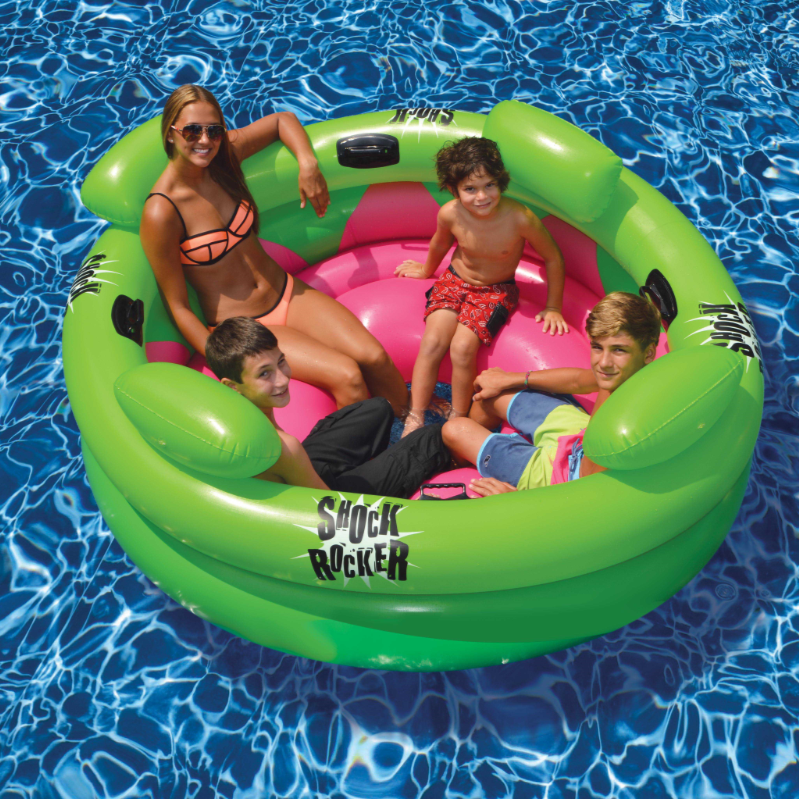 Shock Rocker Inflatable Habitat