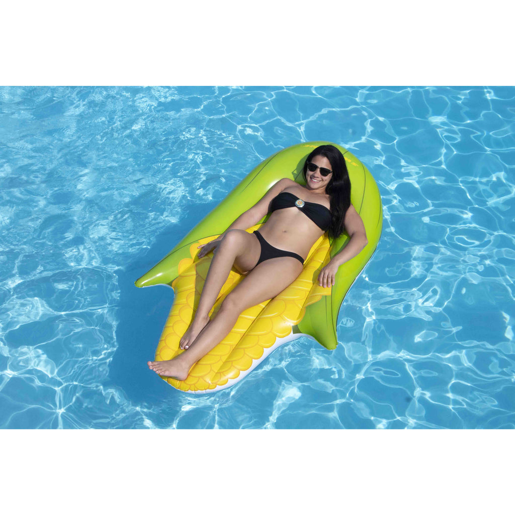 Corn on the Cob Pool Float
