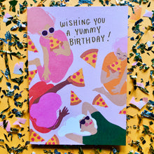 Wishing You A Yummy Birthday Greeting Card
