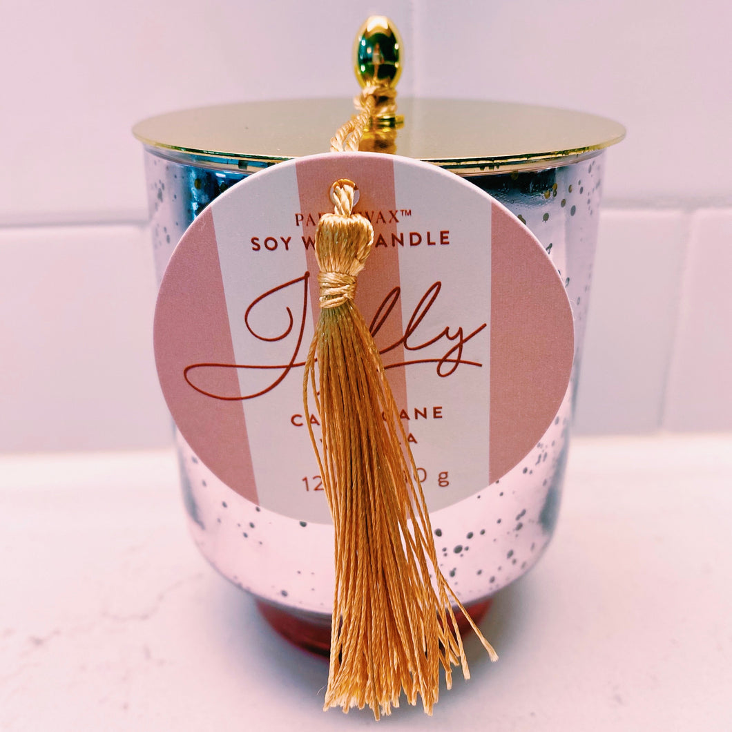 Jolly - Candy Cane Vanilla Candle