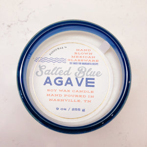 Salted Blue Agave - La Playa Candle