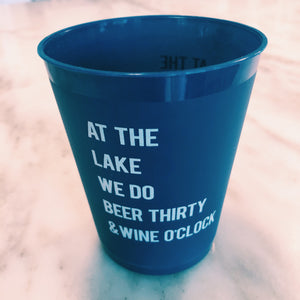 At The Lake Cups