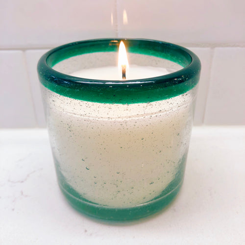 Cactus Flower Bamboo - La Playa Candle