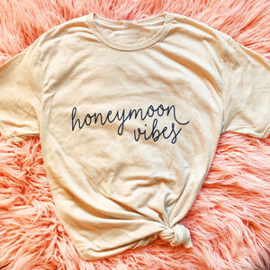 Honeymoon Vibes Tee