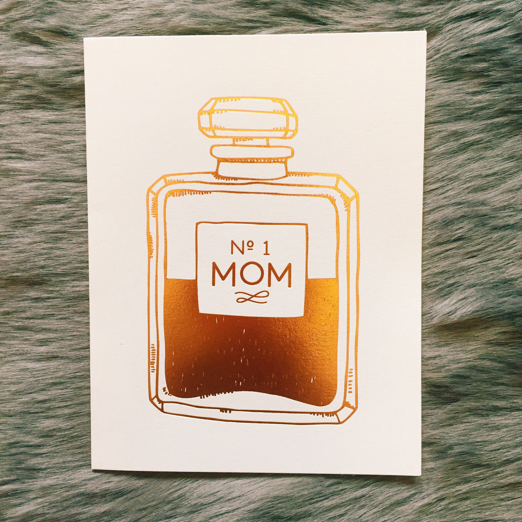 Chanel Mom Card