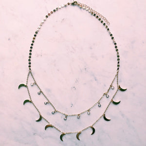 Stellar Layered Necklace