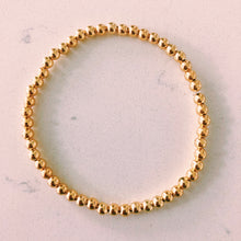 Gold Mini Bead Bracelet