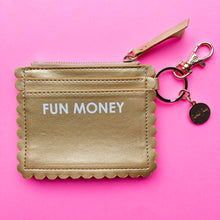 Fun Money Wallet Keychain
