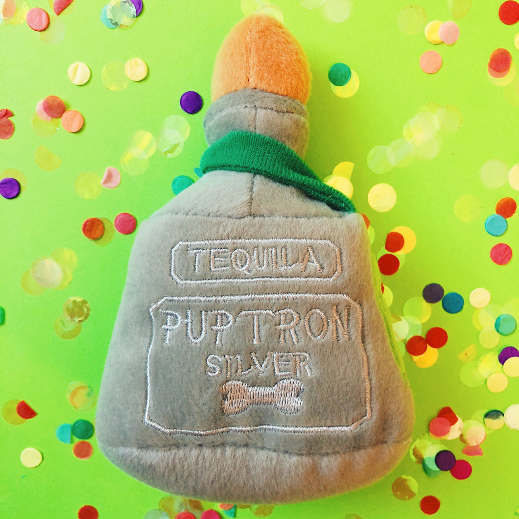 Puptron Tequila Dog Toy
