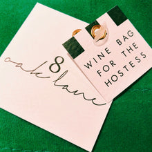 Green Velvet Wine Bag