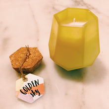 Golden Sky Candle