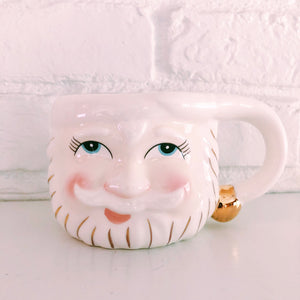 Cheerful Papa Noel Mug