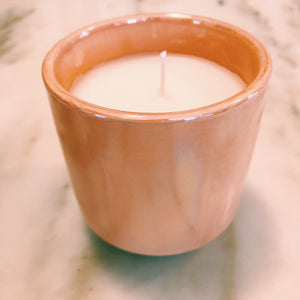 Rosewater & Coconut Candle