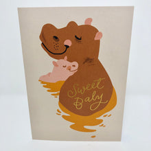Sweet Baby Greeting Card