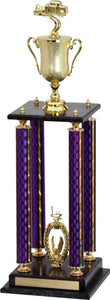 4 Column / Post Trophy