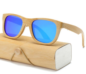 Artisan Wood Sunglasses with Case (C25)