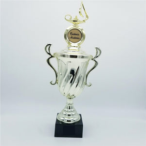 Golden Classic Cup with Base