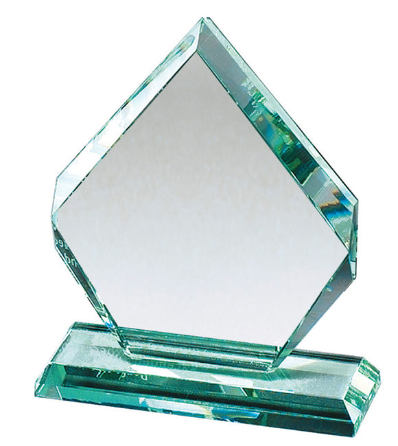 Premium Jade Diamond Glass Awards